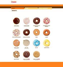 Dunkin' Donuts Katalog ( 3 Tage übrig )