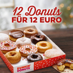 Angebote von Restaurants im Dunkin' Donuts Prospekt in Dinslaken