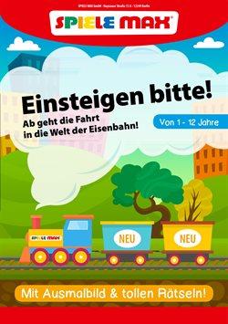Angebote von Spielzeug und Baby im Spiele Max Prospekt in Berlin ( Mehr als 30 Tage )