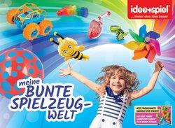 Angebote von Spielzeug und Baby im Idee+Spiel Prospekt ( Neu)