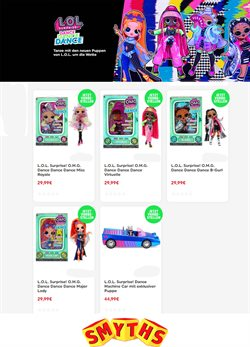 Smyths Toys Katalog ( Läuft morgen ab )