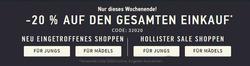 Angebote von Hollister im Berlin Prospekt