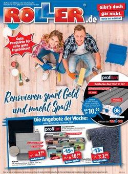 ROLLER Katalog ( 10 Tage übrig )