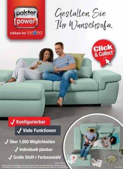 Angebote von Möbelhäuser im ROLLER Prospekt ( 15 Tage übrig)