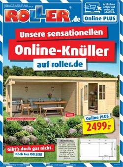 Angebote von Möbelhäuser im ROLLER Prospekt ( 14 Tage übrig)