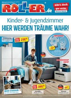 Angebote von Möbelhäuser im ROLLER Prospekt ( Mehr als 30 Tage)