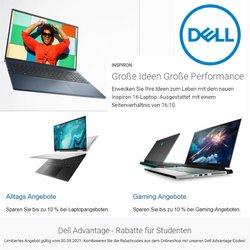 Angebote von Dell im Dell Prospekt ( Läuft morgen ab)