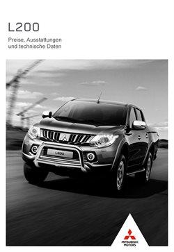 Mitsubishi Katalog ( Mehr als 30 Tage )