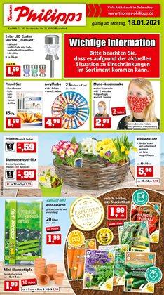 Thomas Philipps Katalog ( 2 Tage übrig)