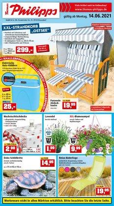 Angebote von Kaufhäuser im Thomas Philipps Prospekt ( Gestern veröffentlicht)