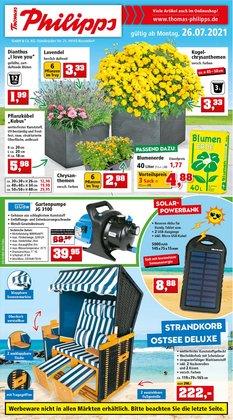 Angebote von Kaufhäuser im Thomas Philipps Prospekt ( Läuft morgen ab)