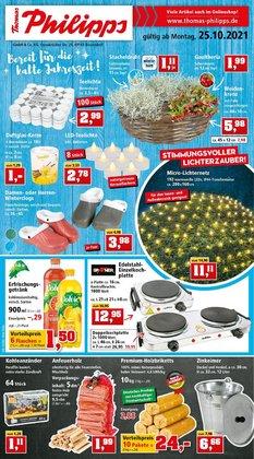 Angebote von Kaufhäuser im Thomas Philipps Prospekt ( 2 Tage übrig)