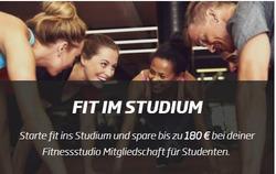 Angebote von Fitness First im Berlin Prospekt
