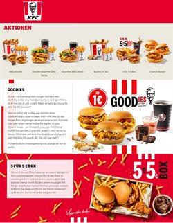 KFC Katalog ( 8 Tage übrig )