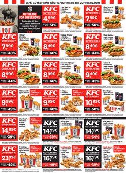 KFC Katalog ( 2 Tage übrig )