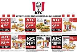 Angebote von Restaurants im KFC Prospekt in Frankfurt am Main ( 8 Tage übrig )