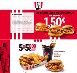 Angebote von Restaurants im KFC Prospekt in Frankfurt am Main ( 9 Tage übrig )