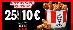 Angebote von Restaurants im KFC Prospekt ( 11 Tage übrig )