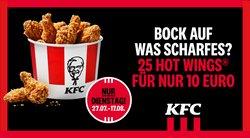 Angebote von Restaurants im KFC Prospekt ( 14 Tage übrig)