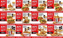 Angebote von Restaurants im KFC Prospekt ( 13 Tage übrig)