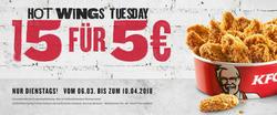 Angebote von KFC im Berlin Prospekt