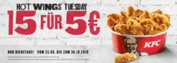 Angebote von Restaurants im KFC Prospekt in Gießen
