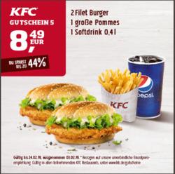 Angebote von KFC im Marl Prospekt