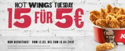 Angebote von Restaurants im KFC Prospekt in Kerpen