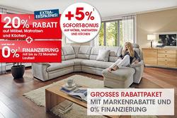 Angebote von Möbel Martin im Meisenheim Prospekt