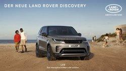 Angebote von Land Rover im Land Rover Prospekt ( Mehr als 30 Tage)