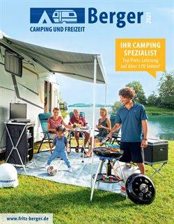 Angebote von Reisen und Freizeit im Fritz Berger Prospekt ( Vor 3 Tagen )