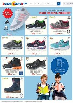 Angebote von Skechers im Siemes Schuhcenter Prospekt ( Gestern veröffentlicht)