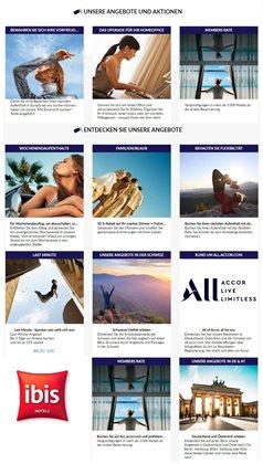 Angebote von Reisen und Freizeit im Ibis Prospekt ( 8 Tage übrig )