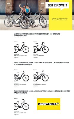 Lucky Bike Katalog ( Läuft morgen ab )