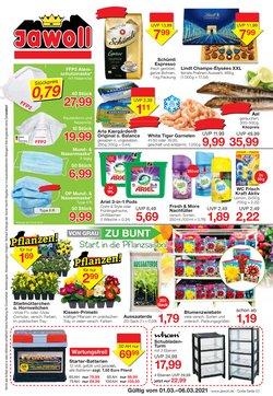 Angebote von Kaufhäuser im Jawoll Prospekt in Hamburg ( Neu )
