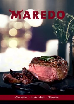 Maredo Katalog ( 29 Tage übrig )