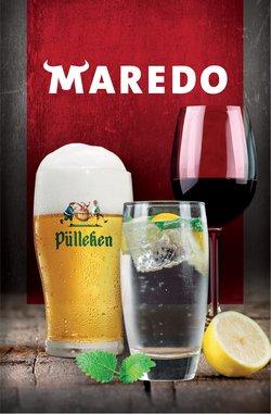 Angebote von Restaurants im Maredo Prospekt ( Läuft morgen ab)