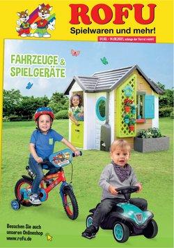 Angebote von Spielzeug und Baby im Rofu Kinderland Prospekt in Frankfurt am Main ( Mehr als 30 Tage )