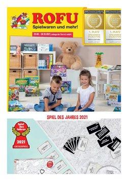 Angebote von Rofu Kinderland im Rofu Kinderland Prospekt ( 2 Tage übrig)