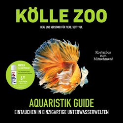 Angebote von Baumärkte und Gartencenter im Kölle Zoo Prospekt in Frankfurt am Main ( 14 Tage übrig )
