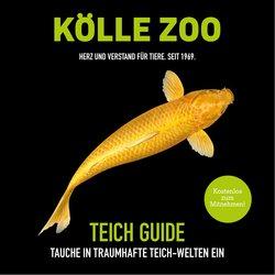 Angebote von Baumärkte und Gartencenter im Kölle Zoo Prospekt ( 7 Tage übrig)