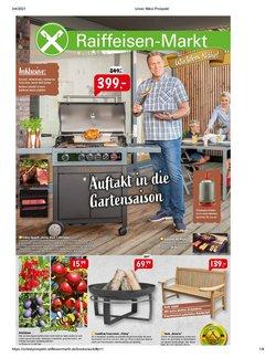 Raiffeisen Markt Katalog ( Gestern veröffentlicht )
