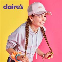 Claire's Katalog ( Abgelaufen )