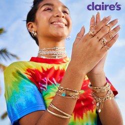 Claire's Katalog ( 10 Tage übrig )