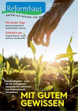 Angebote von Biomärkte im Reformhaus Prospekt ( Gestern veröffentlicht)