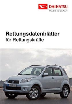 Angebote von Auto, Motorrad und Werkstatt im Daihatsu Prospekt in Hamburg ( Mehr als 30 Tage )