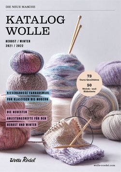 Angebote von Wolle Rödel im Wolle Rödel Prospekt ( Mehr als 30 Tage)