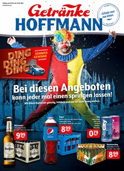 Getränke Hoffmann Katalog ( Abgelaufen )