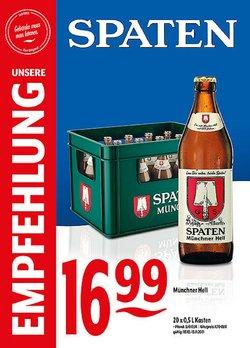 Angebote von Getränke Hoffmann im Getränke Hoffmann Prospekt ( Gestern veröffentlicht)