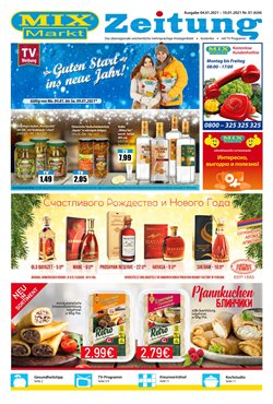 Mix Markt Katalog ( Abgelaufen )